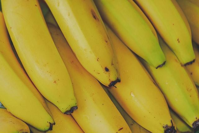 Nicht vegan banane