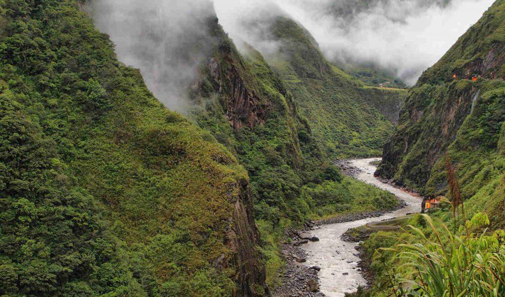 Regenbogenkreis Erfahrung Regenwald