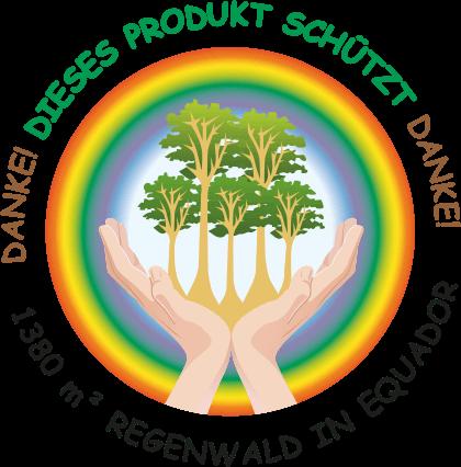 Regenbogenkreis Regenwaldschutz