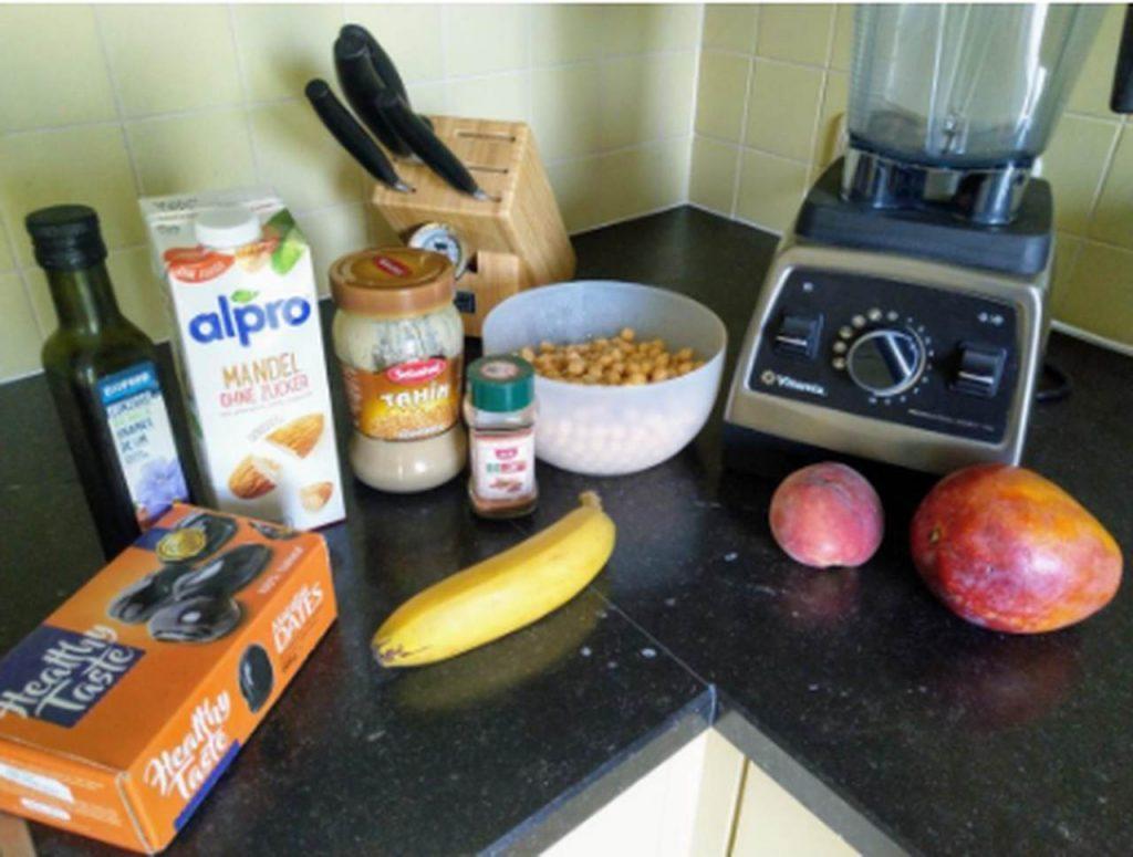 Vegan Protein Shake Test 3