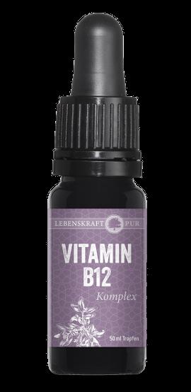 Vitamin B12 Lebenskraftpur