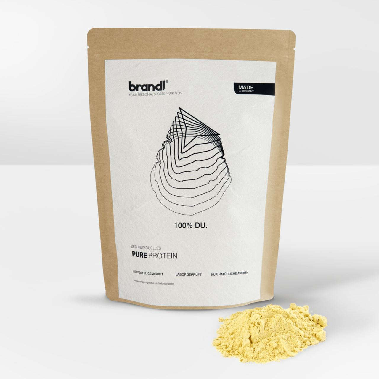 Brandl Pure Protein - Vanilla Sky 600g