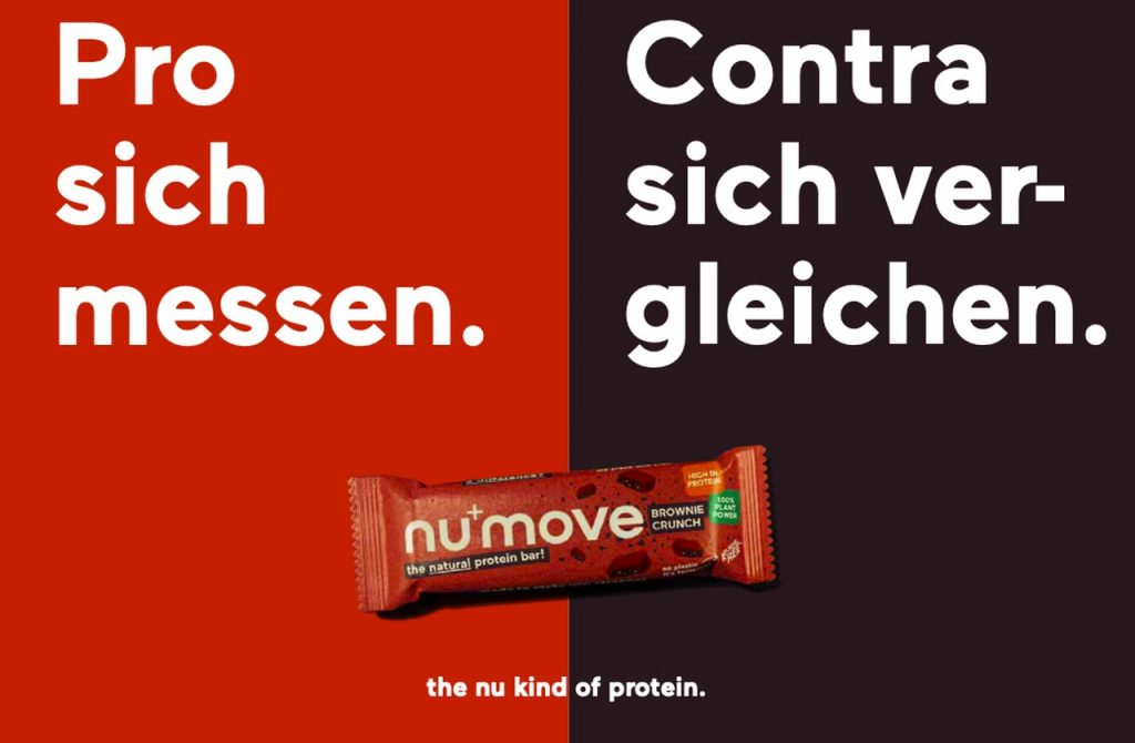 numove nu company erfahrung brownie crunch
