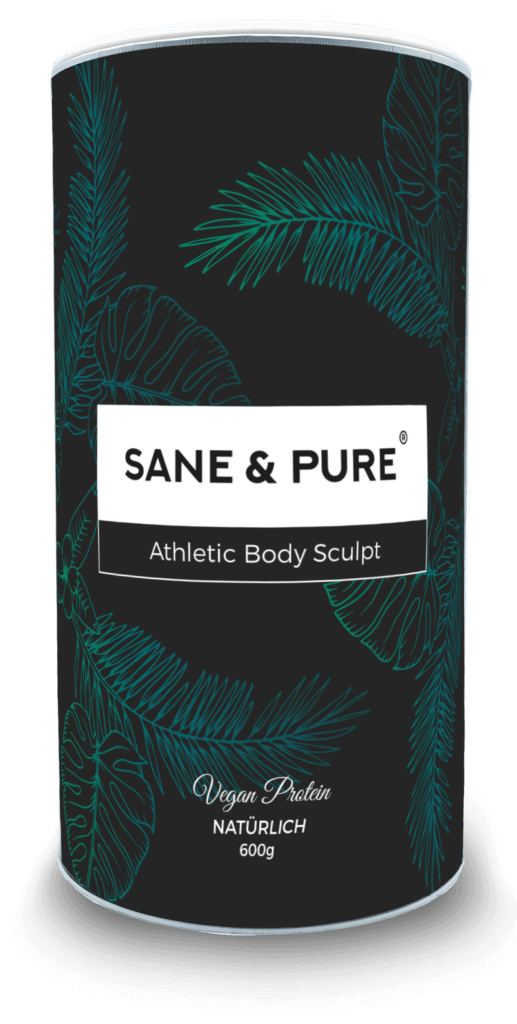 Sane & Pure Athletic Body Sculpt - 600g