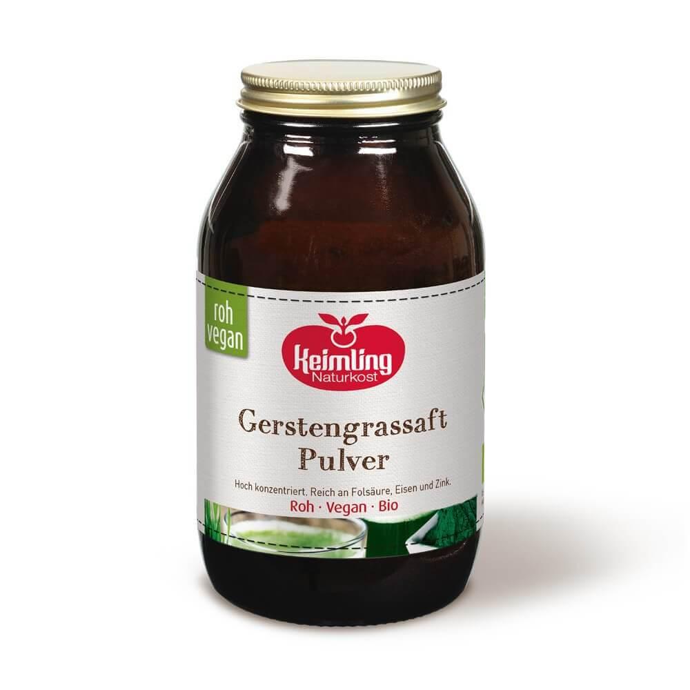 Keimling Gerstengrassaft Pulver 200g/400g