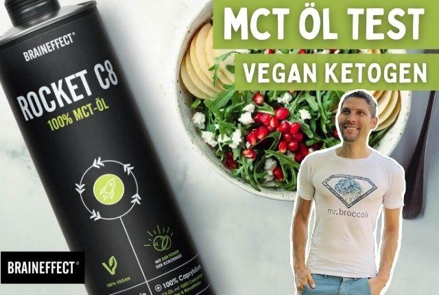 MCT Rocket Öl