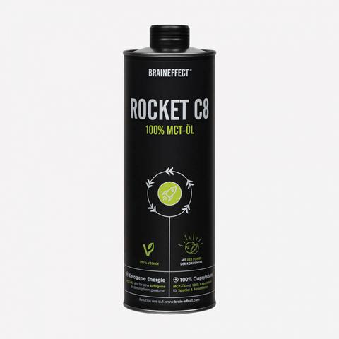 Rocket C8 MCT Öl