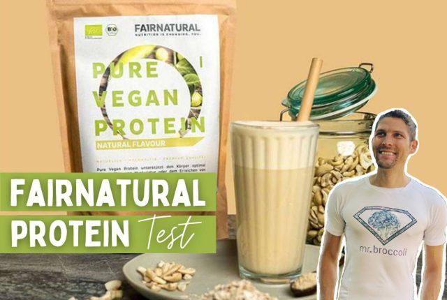 Fairnatural erfahrung protein Test Titelbild