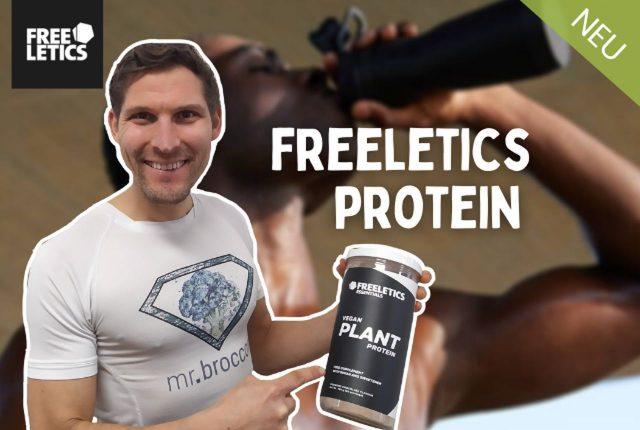 Freeletics protein plant titel