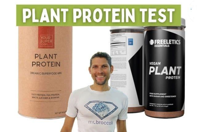 Plant Protein Titelbild