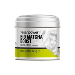 Bio Matcha Boost - Veganpower