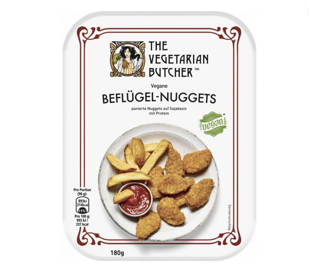 Beflügel Nuggets The Vegetarian Butcher