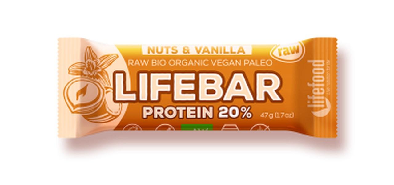 Lifebar von Lifefood (Preis pro Riegel)