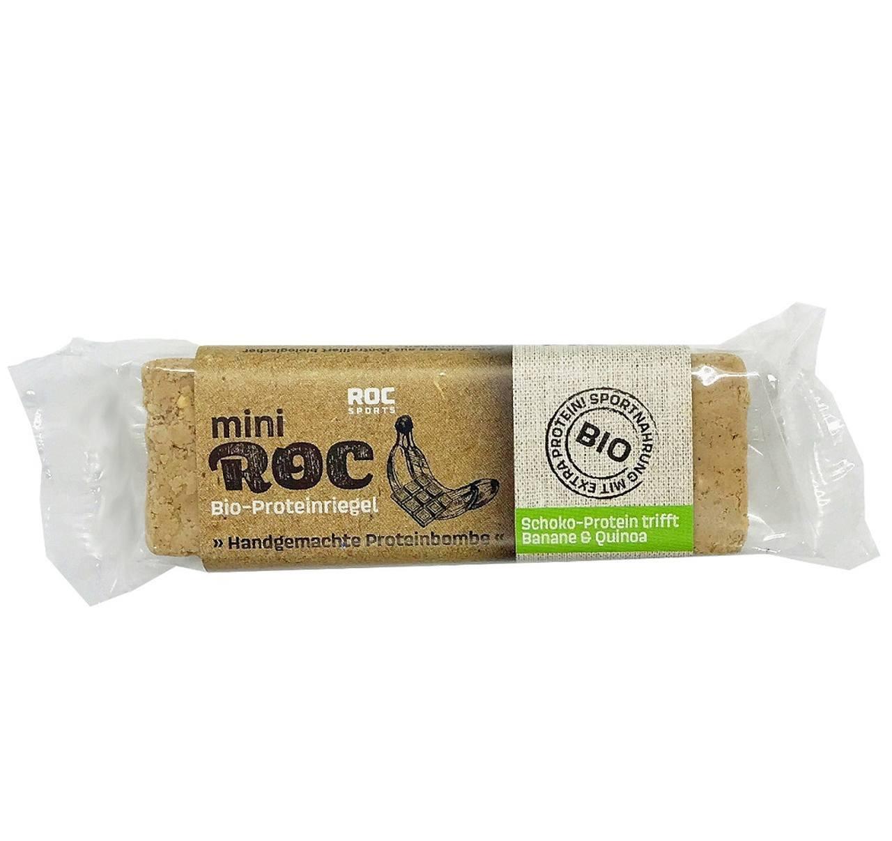 miniROC Bio Proteinriegel - ROC Sports (Preis pro 10er Box)