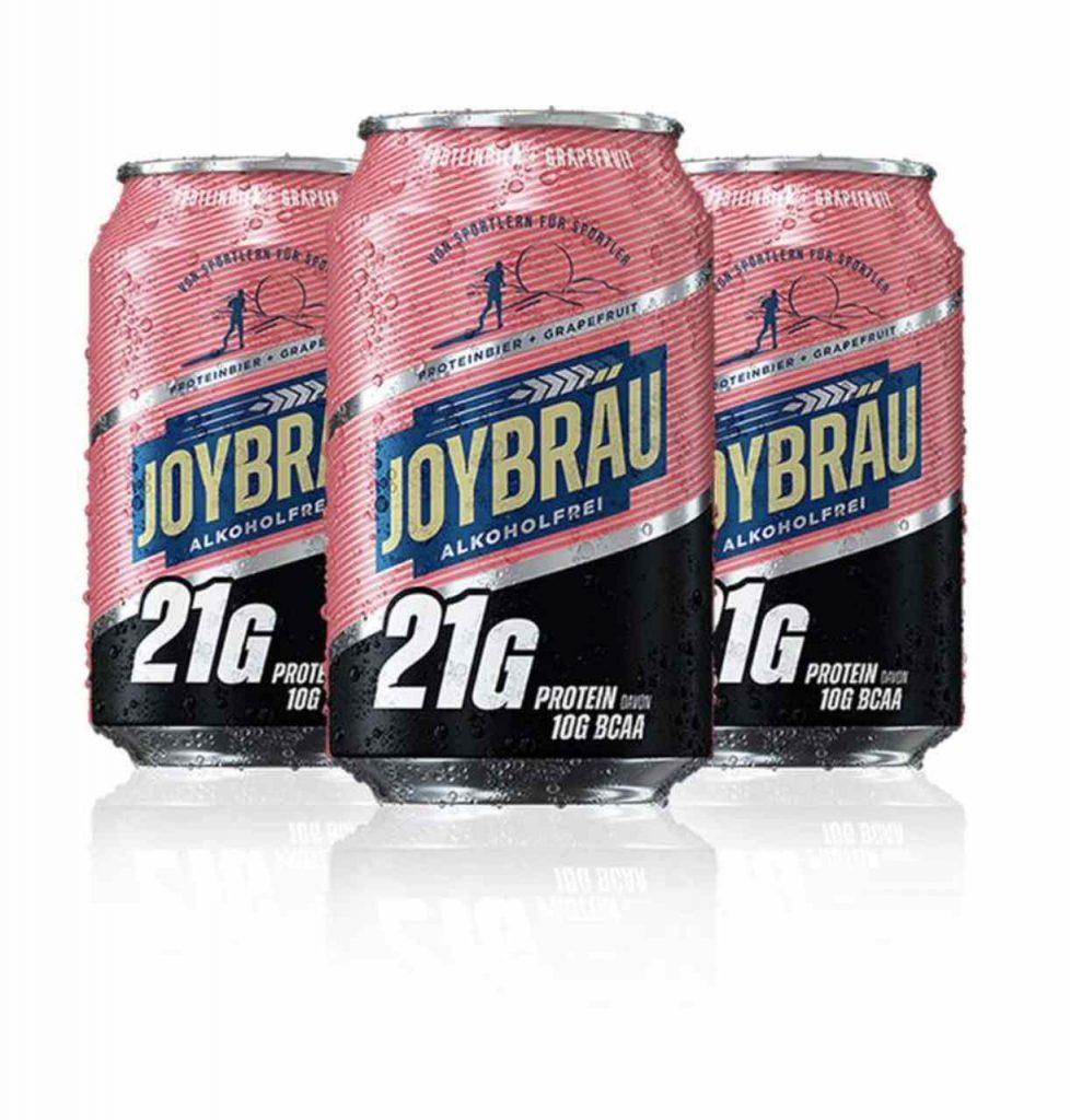 JoyBräu Proteinbier _