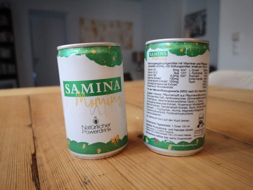 Samina Morning