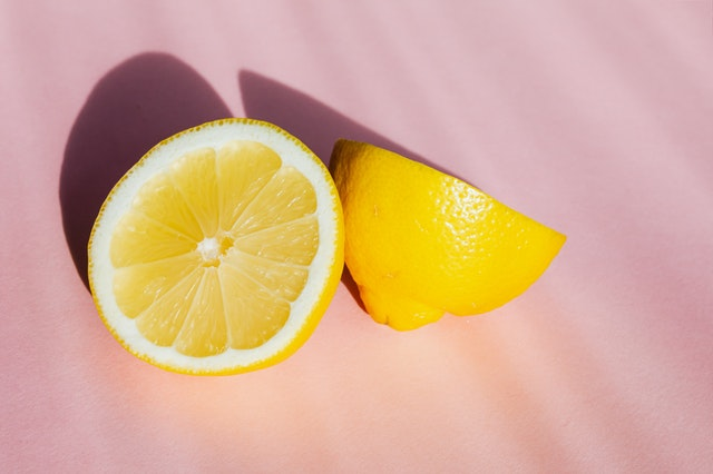 fettarme ernährung zitrone