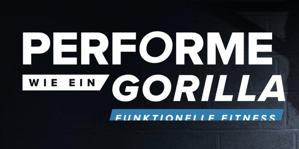 GORILLA Perform like an animal