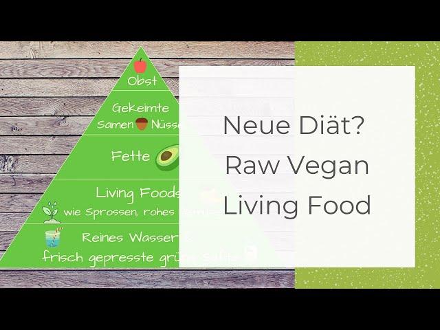 Raw Food Diat Das Neue Raw Vegan Living Food Konzept
