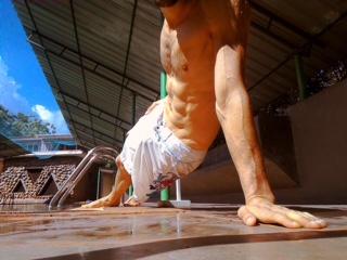 Christian Wenzel, Aktuelle Form in Indien